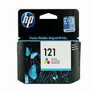 hp CC640HE no.121 Tri Colour Ink Cartridge