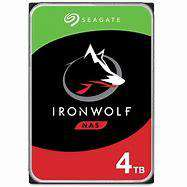 Seagate IronWolf 4TB Enterprise NAS SATA HDD