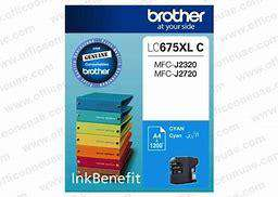 Brother LC675XL C High Yield Ink Cartridge