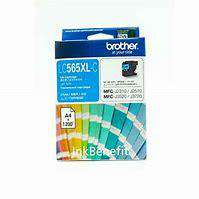 Brother LC565XL C High Yield Ink Cartridge