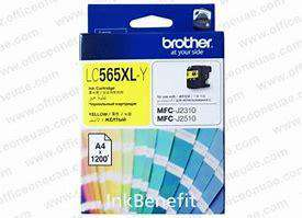 Brother LC565XL Y High Yield Ink Cartridge