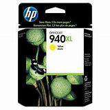 hp C4909AE no.940XL Y High Yield Ink Cartridge