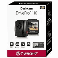 Video recorder transcend DrivePro 110 dashcam