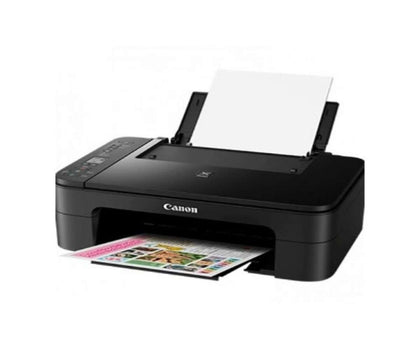 Canon PIXMA TS3340 3n1 Colour Ink Printer