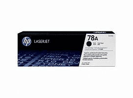 HP 78A - CE278A BK  Toner Cartridge