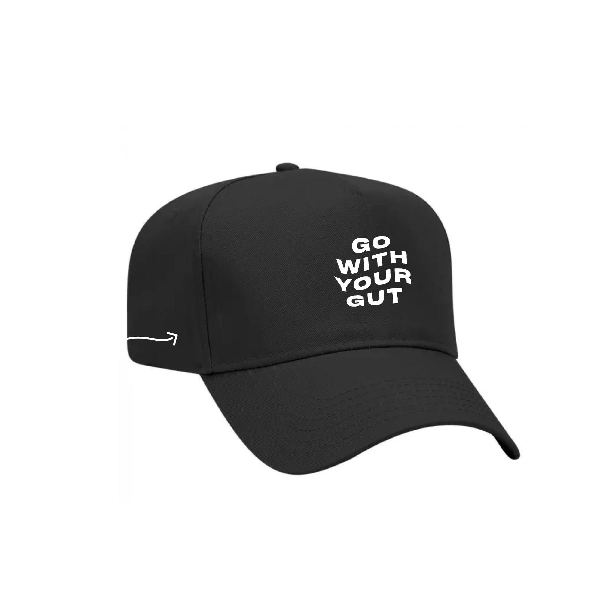 'Go With Your Gut' Black Hat