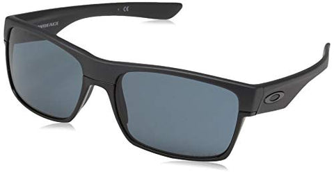 Oakley Men'S Two Face Sunglasses,Os,Steel