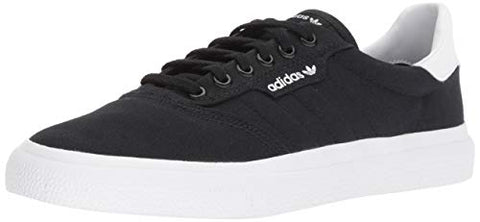 Adidas Originals Unisex-Adult Black/White, 12 M Us