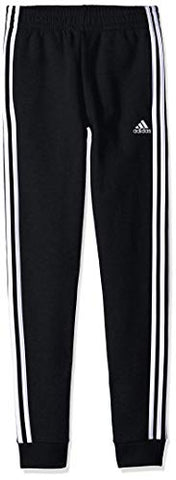 Adidas Boys' Big Jogger Pant, Black Ark X-Large