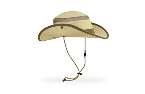 Sunday Afternoons Kids Discovery Hat, Khaki, One Size