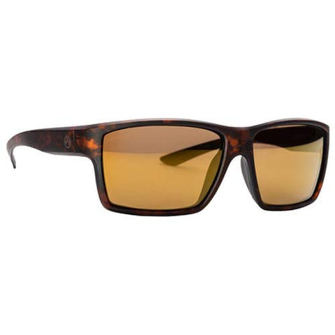 Magpul Explorer Sunglasses Frame/Bronze Lens With Gold Mirror, Polarized, Tortoise, Bronze With Gold Mirror