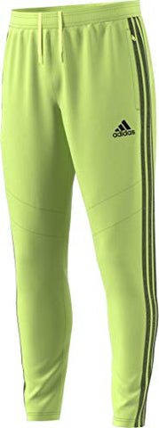 Adidas Men'S Tiro '19 Pants Semi-Frozen Yellow/Black Large 29
