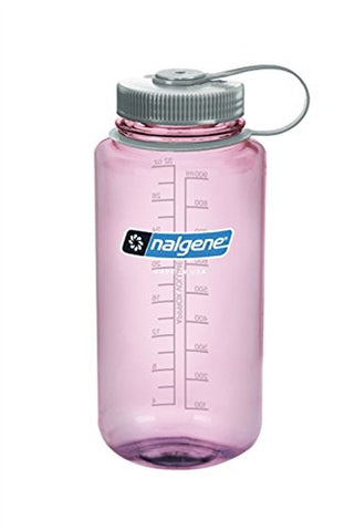 Nalgene Tritan Wide Mouth Bpa-Free Water Bottle (Cosmo Pink, 32 Ounce)