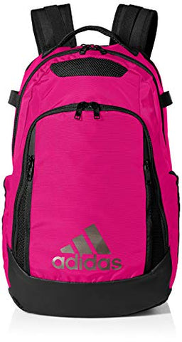 Adidas 5-Star Team Backpack, Shock Pink, One Size