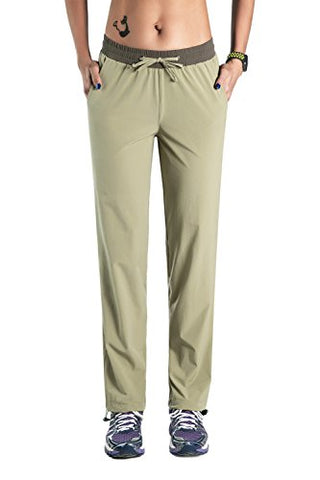 Nonwe Women'S Quick Dry Cargo Hiking Breathable Pants Boa Xl/30.5  Inseam