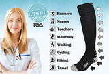 Newmark Compression Socks For Men &Amp; Women, Best Graduated Stockings For Runners, Nurses, Pregnancy, Plantar Fasciitis, Shin Splints, Hiking, Cycling, Walking, Athletic, Travel, Recovery