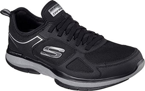 Skechers Men'S Burst Tr Trainer,Black/Charcoal,Us 10 M