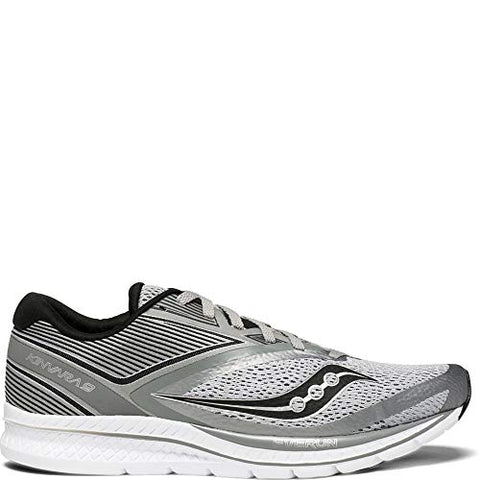 Saucony Kinvara 9 Men 7.5 Grey | Black