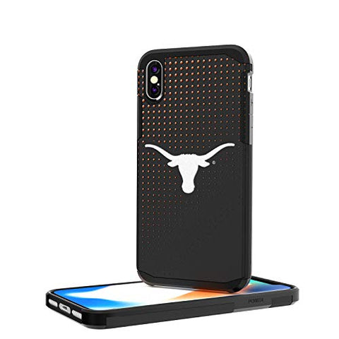 Keyscaper Krgdix-0Tex-Dots01 Texas Longhorns Iphone X/Xs Rugged Case With Ut Dots Design