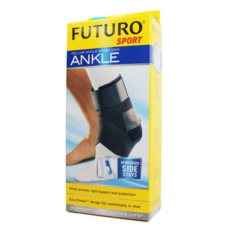Futuro Sport, Deluxe, Ankle Stabilizer, Adjustable - 1 Each