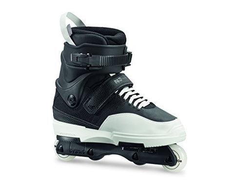 Rollerblade Men'S Nj Team Street Inline Skate, Black/White, Size 7.5