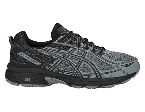 Asics Gel-Venture 6 Mx Men'S Running Shoe, Stone Grey/Stone Grey, 13 M Us