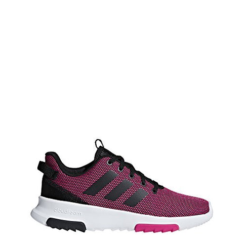 Adidas Kids Cf Racer Tr Running Shoe, Real Magenta/Black/Real Magenta, 11K M Us Little Kid