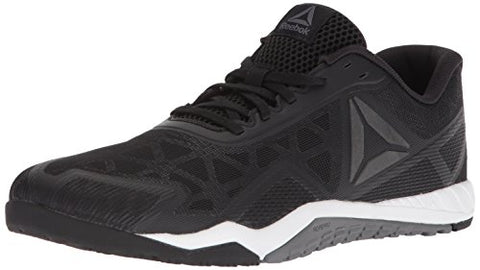 Reebok Men'S Ros Workout Tr 2.0 Sneaker, Black/Alloy/White, 12 M Us