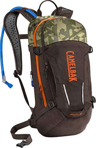 Camelbak M.U.L.E. 100 Oz, Brown Seal/Camelflage, One Size