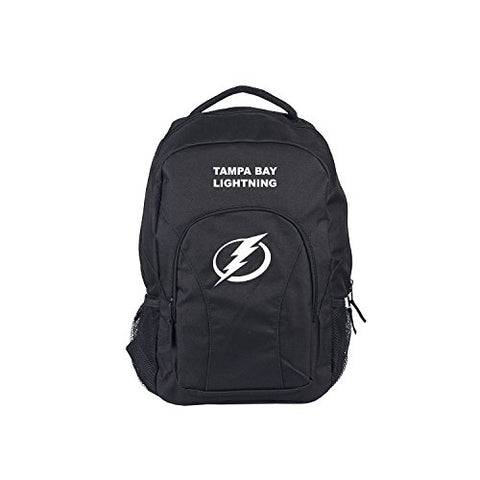 Officially Licensed Nhl Tampa Bay Lightning Draftday Backpack