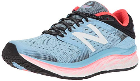 New Balance Women'S 1080V8 Fresh Foam Running Shoe, Light Blue, 9 2A Us