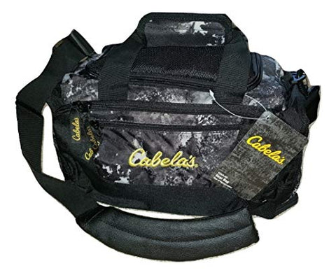 Cabela'S Catch All Gear Bag, Perfect Dufflle Bag For Hunting, Fishing, Outdoor, Camping - Black Camo