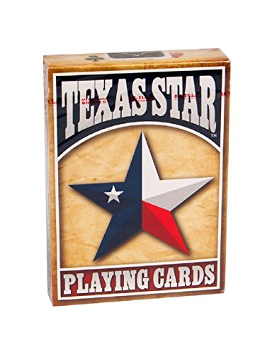 Bicycle Texas Star Deck Texas Star Playing Cards