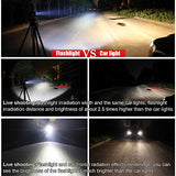 Wasafire Bike Lights Set-Usb Rechargeable Front Light, 1200 Lumens Fully Waterproof Mountain Road Bicycle Led Headlights Super Bright Easy To Mount Fits Outdoor Kids Rider