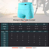 Eco-Daily Cycling Shorts Women'S 3D Padded Bicycle Bike Biking Underwear Shorts