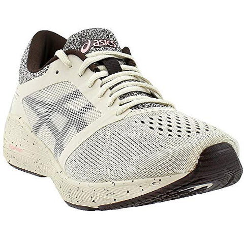 Asics Men'S Roadhawk Ff Sp Running Shoe Birch/Coffee/Blossom 12