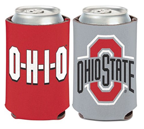 Wincraft Ncaa Ohio State University Buckeyes Ohio 12 Oz. 2-Sided Can Cooler
