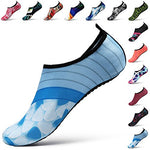 Steelement. Water Yoga Shoes For Men Women Sports Socks Surfinf Shoes Stockings Hiking Climbing Swimming Athletic (M(Us Size:Women7.5-8.5,Men:6.5-7.5), Ws40-38)