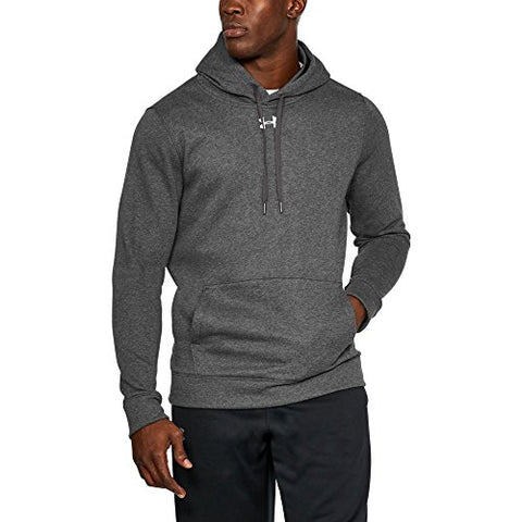 Under Armour Ua Rival Fleece Team Xl Carbon Heather