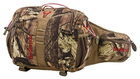 Badlands Ambush Fanny Pack, Mossy Oak Break Up Country Camo
