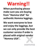 Homma Activewear Thick High Waist Tummy Compression Slimming Body Leggings Pant (X-Large, Brown)