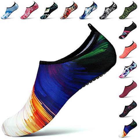 Steelement. Water Yoga Shoes For Men Women Sports Socks Surfinf Shoes Stockings Hiking Climbing Swimming Athletic (Xxl:(Us Size:Women:13-14,Men:10.5-11), Ws38-44)