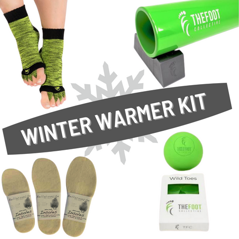 The Foot Collective UK winter bundle