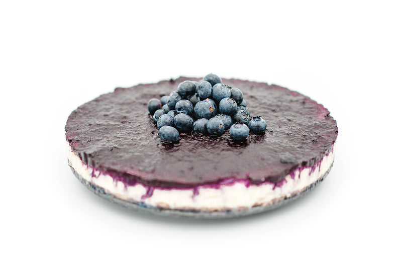 Cheesecake New York style - Blueberry
