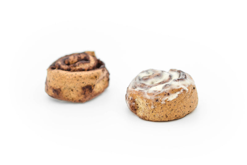 Cinnamon rolls - Original (box of 4 pieces)