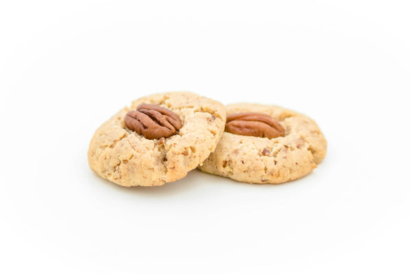 Cookies - Pecan (jar of 9 pieces)
