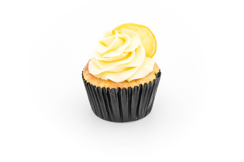 Cupcakes - Lemon with vanilla SMBC