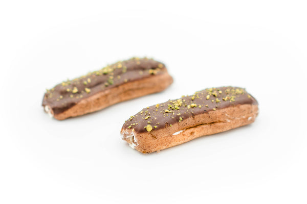 Original eclairs (box of 3 pieces)