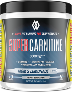 Super Carnitine (Advanced Weight Loss Formula)