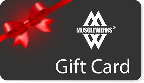 Musclewerks Gift Card